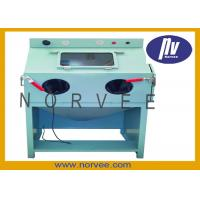 Wholesale Portable Rotary Trolley Glass Bead Blasting Equipment ISO9001:2000 / CE from china suppliers