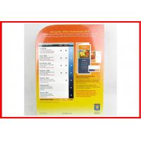 Wholesale Microsoft Office 2010 Key Code Guaranteed 100% genuine office 2010 pro retail  pack from china suppliers