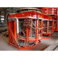 Wholesale OEM Electric Melting Induction Furnace for Steel Making 30T / 40T from china suppliers