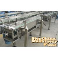 Quality Customized Bottled Beverage Automated Conveyor System For Bottled Water Transportation for sale
