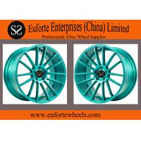 Wholesale Bronze Machined 18 Forged Magnesium Wheels OENM Cap Customizable from china suppliers