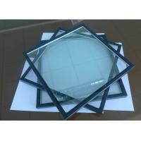Wholesale  3 - 19mm Thermal Low E Insulated tempered Glass / Flat Toughened Glass from china suppliers