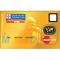 Wholesale Professional MasterCard Plastic Smart Card with Cardholder Image from china suppliers
