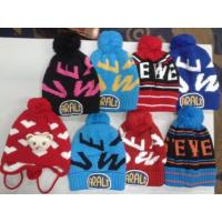Wholesale 12000 pieces kids knitting winter hat Fashion Beanies stock from china suppliers