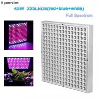 Wholesale Indoor Greenhouse Led Grow Lights Panel PC Cover With 10W Wattage from china suppliers