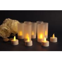 Wholesale LED Rechargeable candle light from china suppliers
