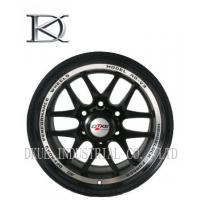 "Wholesale Low Pressure Replica Bbs Black Alloy Wheels 17"" x 6.5 100 - 114.3 PCD from china suppliers"
