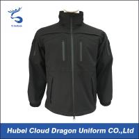 Buy cheap new waterproof Black Security Guard Jackets of men from wholesalers