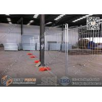 Wholesale 2.1X2.4m width Temporary Fence Panel with Plastic Feet  Sales | China Temporary Fence Exporter from china suppliers