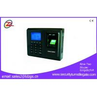 Wholesale Time Attendance Biometric  With Touch ScreenFingerprint  Access Control System from china suppliers