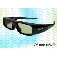 Wholesale Rechargeable Adult Cinema IR active shutter 3D Digital Cinema glasses from china suppliers