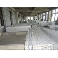 Wholesale Construction MgO Precast Hollow Core Wall Panels for High - Rise Building from china suppliers