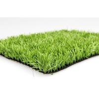 Wholesale Dark Green Outdoor Artificial Grass , Environmental Synthetic Grass For Cricket / Hockey from china suppliers