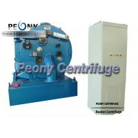 Wholesale Chemical Centrifuge Model PPC Basket Type Scraper Centrifuge / Starch Dewatering Centrifuge from china suppliers