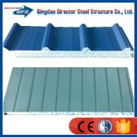 Wholesale Sandwich panel exterior colored wall paneling from china suppliers