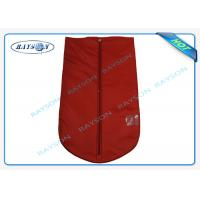 Wholesale Breathable Reusable Protective TNT Material Garment Storage Bags With Handle from china suppliers