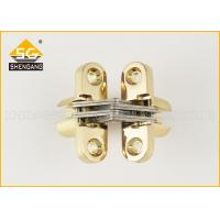 Wholesale Zamak Folding Door Hardware Small Concealed Hinges Soss Cerniera from china suppliers