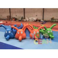 Wholesale Jumping Worm Inflatable Sports Games Caterpillars Funny Games For Team Works from china suppliers