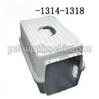 Wholesale Pet air carrier,Pet air box,Dog air cage,pet air cages(AF1318) from china suppliers