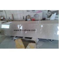 Wholesale G682,Sunset gold,Rusty yellow granite Kitchen Countertops,Natural stone countertops from china suppliers