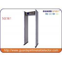 Wholesale Deep Search full Body Scanner , walk Through Metal Detector gate with high sensitivity from china suppliers