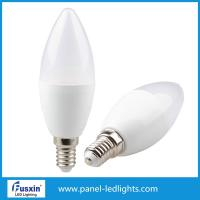 Wholesale 480LM High CRI E27 E14 LED Bulb Light 6W Led Candle Lamp High Efficiency from china suppliers