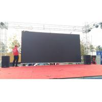 Wholesale Custom SMD P6 Full Color Rental LED Screens , Outdoor LED Screen Hire from china suppliers