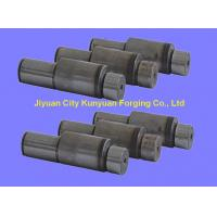 Wholesale Ductile Iron Forged Crankshafts 40Cr / 34CrMo4 , Engine Rotating Parts Forged Steel Crankshaft from china suppliers