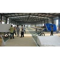 Wholesale Continuous Polystyrene Sponge Foam Manufacturing Equipment For Mattress / Pillow from china suppliers