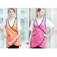 Wholesale Unisex Vest Custom Cooking Aprons Printing Logo For Coffee Shop Cooking from china suppliers
