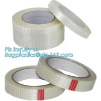 Quality Filament / Fiberglass Tape Mono Line Filament Tape Promotional Filament Self-Adhesive for sale