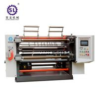 Wholesale SL Plastic Film and Paper Slitting Equipment CE Certification from china suppliers