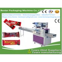 Wholesale Automatic Pillow Packing Machine for Chocolate Candy Cake bestar packaging machine BST-350B from china suppliers