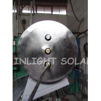 Quality 100L Stainless Steel Compact Pressurized Flat-Plate Thermo Solar Water Heater for sale