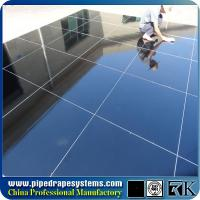 Wholesale popular wedding 1mx1m portable wood dance floor supplier in China from china suppliers