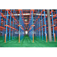 Wholesale Medium Duty Multiple Drive In Pallet Rack With Powder Coat Paint Finish from china suppliers