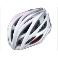 Wholesale Red , Black Lines Custom Carbon Fiber Parts Anti - Impact For Sport Helmet from china suppliers