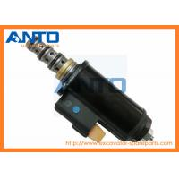 Wholesale Ozone Resistance Caterpillar Excavator Parts , 121-1491  Hydraulic Solenoid Valve from china suppliers
