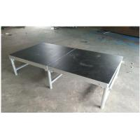 Wholesale Aluminum Adjustable Modular Stage Platform Durable High Load Capacity from china suppliers
