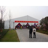 Wholesale Steel Frame Custom Event Tent Simple Parking Station High Strength Performance from china suppliers
