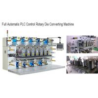 Wholesale Full Automatic PLC Control Rotary Die Cutting Machine Material Max Width 250mm from china suppliers
