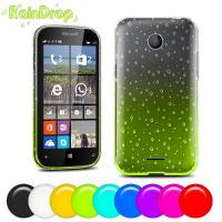 Wholesale Nokia Lumia 435 4.0 inch Soft plastic TPU Cell Phone Case black white Purple from china suppliers