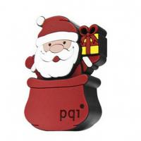 Wholesale Christmas Gifts USB Flash Drives Santa Claus Flash Memory Drive,Wholesale from china suppliers