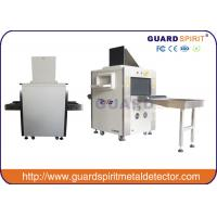Wholesale 10mm Penetration 24 Bit Baggage / Parcel / Bag X Ray Scanner With Tunnel 50*30cm from china suppliers