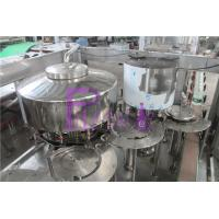 Wholesale 3.5kw Juice Filling Machine For Plastic Bottle 45mm Screw Capp from china suppliers