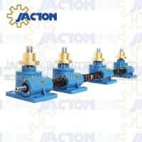 Wholesale 2.5 Ton Machine Screw Jack Lifting Screw Diameter 30MM Lead 6MM Gear Ratio 6:1 and 24:1 from china suppliers