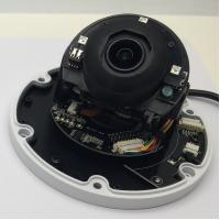 Quality Mini High Speed Dome Camera with 20m IR, Ceiling Mount 3x Optical Zoom, analog, 1000TVL for sale
