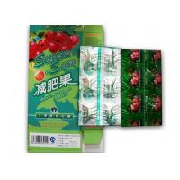 Wholesale Herbal Slim Pomegranate Botanical Slimming Capsule with FDA Certified from china suppliers