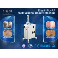 Wholesale Ipl Shr Hair Removal Machine , E Light Beauty Machine Bipolar Radio Frequency from china suppliers