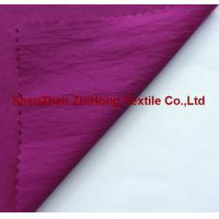Wholesale INVISTA Tactel wear-resistant quick dry taffeta wrinkle fabric from china suppliers